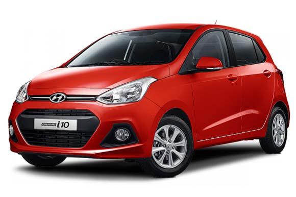 Hyundai - i10 or similar