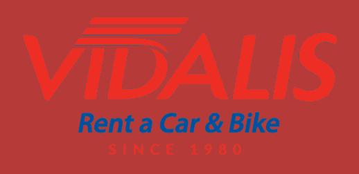 Vidalis  Rent  a  Car  &  Bike   |  Online  Booking